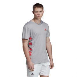 Pánské tričko adidas Escouade Grey
