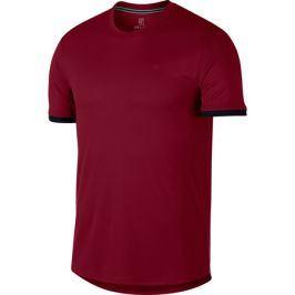 Pánské tričko Nike Court Dry Red
