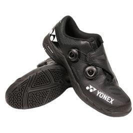Pánská sálová obuv Yonex Power Cushion Infinity Black