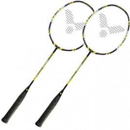 Set 2 ks badmintonových raket Victor Ripple Power 33 LTD