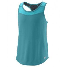 Dívčí tričko Wilson Uwii Tank Bluebird