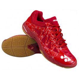 Pánská sálová obuv Yonex Power Cushion Aerus 2 MX Red