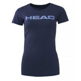 Dámské tričko Head Lucy Navy Silver