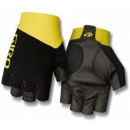 Cyklistické rukavice GIRO Zero CS černo-zelené