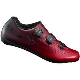Cyklistické tretry Shimano RC7 červené
