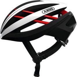 Cyklistická helma ABUS Aventor blaze red