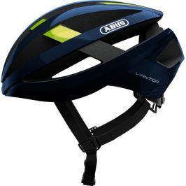 Cyklistická helma ABUS Viantor Movistar