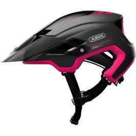 Cyklistická helma ABUS MonTrailer fuchsia pink