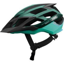 Cyklistická helma ABUS Moventor smaragd green