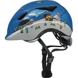Dětská cyklistická helma ABUS Anuky diver