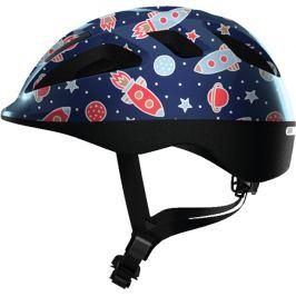 Dětská cyklistická helma ABUS Smooty 2.0 blue space