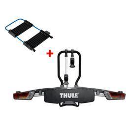 Nosič kol Thule EasyFold XT 933 + 2 chrániče karbonového rámu