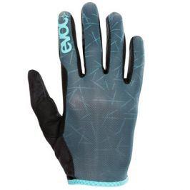 Cyklistické rukavice EVOC LITE TOUCH šedé