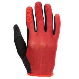 Cyklistické rukavice EVOC LITE TOUCH červené