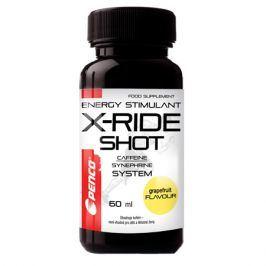 Energetický stimulant Penco X-RIDE SHOT 60 ml