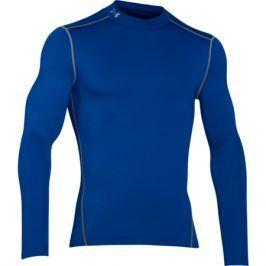 Pánské tričko Under Armour CG Armour Mock modré