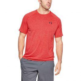 Pánské tričko Under Armour Tech 2.0 SS Tee červené