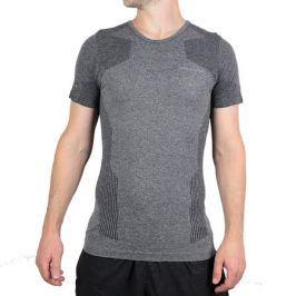 Pánské tričko Endurance Kanen Seamless Tee SS Black