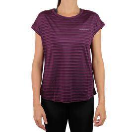 Dámské tričko Endurance Limko SS tmavě fialové
