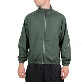 Běžecká bunda Endurance Bernie tmavě zelená