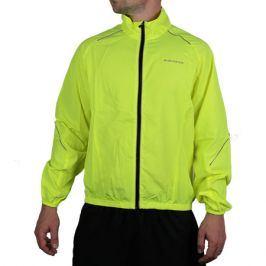 Běžecká bunda Endurance Bernie neonově žlutá