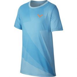 Dětské tričko Nike Court Rafa Blue Gaze