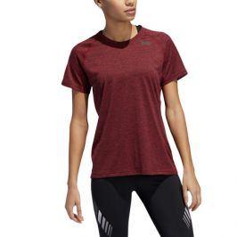 Dámské tričko adidas Tech Prime 3S červené