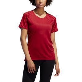 Dámské tričko adidas 25/7 Tee červené