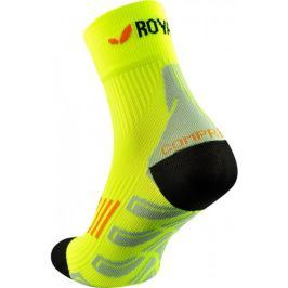 Ponožky Royal Bay Neon High-Cut Yellow