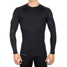 Pánské tričko Endurance Cenarfon Compression LS černé