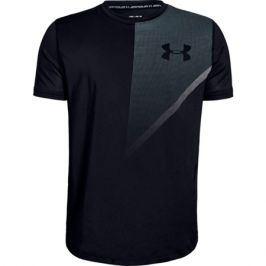 Chlapecké tričko Under Armour Raid SS Tee černé