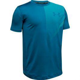 Chlapecké tričko Under Armour Raid SS Tee modré