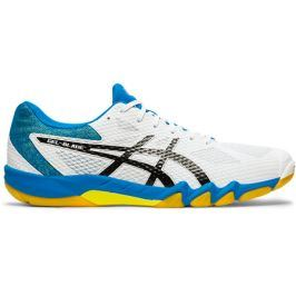 Pánská sálová obuv Asics Gel-Blade 7 White/Black