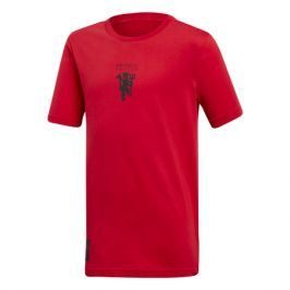 Dětské tričko adidas Graphic Tee Manchester United