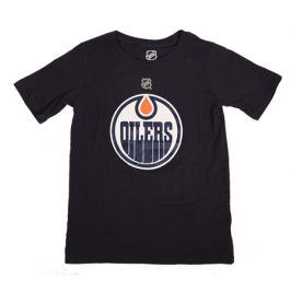 Dětské tričko adidas Primary Logo Tee NHL Edmonton Oilers