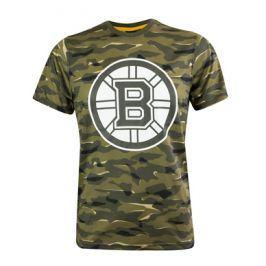 Pánské tričko Fanatics Digi Camo NHL Boston Bruins