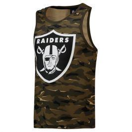 Pánské tílko Fanatics Digi Camo Vest NFL Oakland Raiders