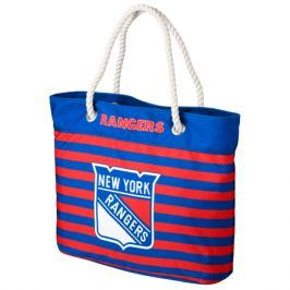 Taška Forever Collectibles Nautical Stripe Tote Bag NHL New York Rangers
