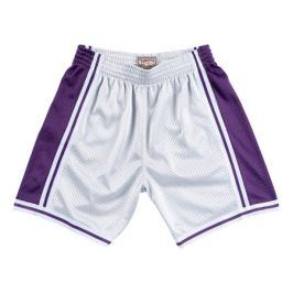 Šortky Mitchell & Ness Platinum Swingman Shorts NBA Los Angeles Lakers Shaquille O'Neal 34