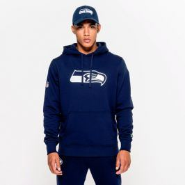 Pánská mikina New Era NFL Seattle Seahawks Dark Blue