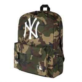 Batoh New Era Stadium Bag MLB New York Yankees Woodland Camo