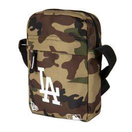 Pánská taška přes rameno New Era Side Bag MLB Los Angeles Dodgers Woodland