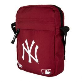 Pánská taška přes rameno New Era Side Bag MLB New York Yankees Cardinal