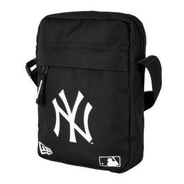 Pánská taška přes rameno New Era Side Bag MLB New York Yankees Black/White