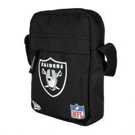 Pánská taška přes rameno New Era Side Bag NFL Oakland Raiders OTC