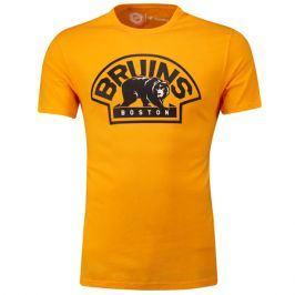 Pánské tričko Fanatics Secondary Core NHL Boston Bruins