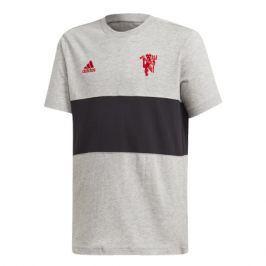 Dětské tričko adidas Manchester United FC šedo-černé