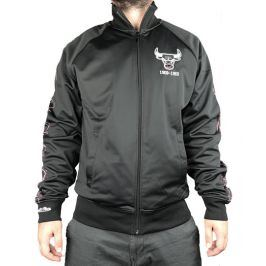 Sportovní bunda Mitchell & Ness Track Jacket NBA Chicago Bulls Black