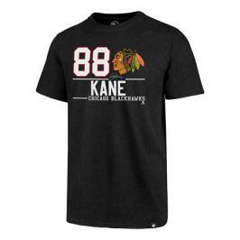 Pánské tričko 47 Brand Player Name NHL Patrick Kane 88