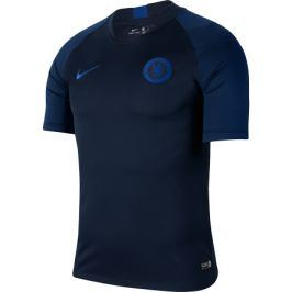 Pánské tričko Nike Breathe Strike Chelsea FC modré